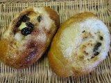 ココナッツレーズンパン(2個入り)