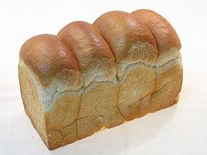 画像1: 天然酵母の山形食パン(2斤)